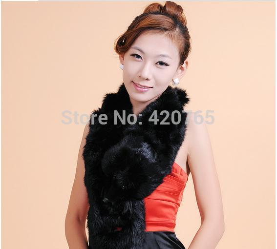 Free shipping New Keystone imitation fox fur collar genuine imitation fox style scarves 00168(China (Mainland))