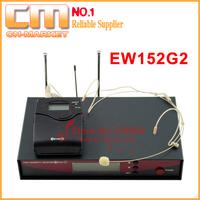 Free Shipping .Wireless Headset UHF Microphones EW152G2