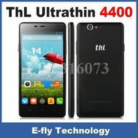 Original ThL Ultrathin 4400 Smartphone MTK6582 Quad Core CPU 5.0 Inch HD Gorilla Glass 4400mAh 1GB RAM 4GB ROM 8.0MP Camera Smar