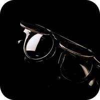 Free Shipping Top Quality Super Popular Sunglasses Fashionable Women Sunglasses Funny Glasses Oculos Clamshell/Sunglass-21