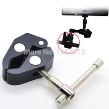 Retail camera Articulating Magic Friction Arm Large Super Clamp Large Crab Pliers Clip Photo Studio Accessorie f2J7S3