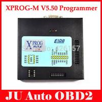 DHL Shipping 2014 Latest Version XPROG-M V5.50 Xprog Box ECU Programmer X-PROG M
