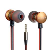 ULDUM metal  heavy bass sound  in-ear earphones