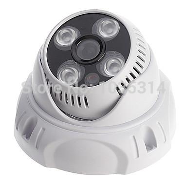1/3 1200TVL 4LED IR SONY IMX138 sensor + FH 8520 DSP Security Dome Video Camera(China (Mainland))