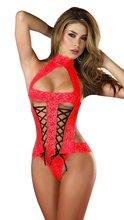 Gros lingerie crochet en
