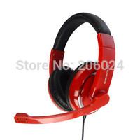 Sw sw-785 computer earphones headset game headset belt microphone