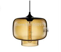 Free shipping Niche  Modern Glass Pendant Lights Jeremy Pyles  Pendant Lamp Fashion Lighting Fixture