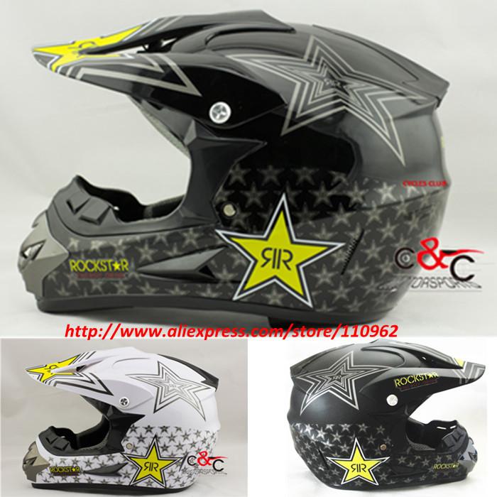 Free shipping motocicleta casco capacetes MOTORCYCLE HELMET moto ATV DIRT BIKE MOTOCROSS racing Helmet S M L XL SIZE DOT helmet(China (Mainland))