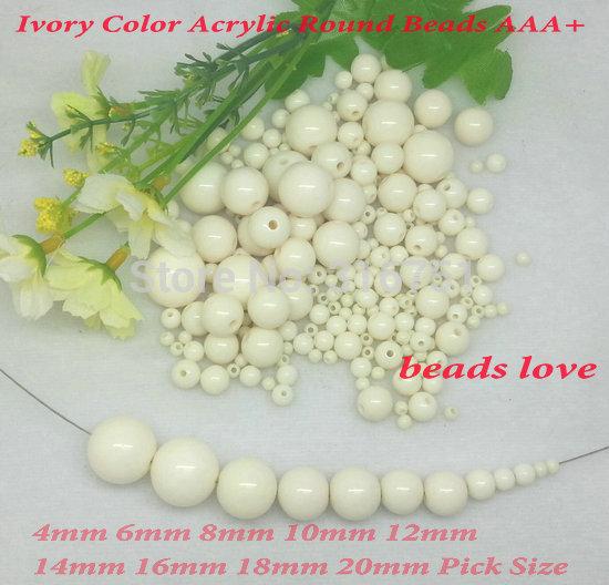 Beads love 4.6.8.10.12.14.16.18mm w02472-w2477 beads love 100 19 w00740