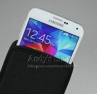 Elastic Neoprene Sleeve Pouch for Samsung Galaxy S5 i9600