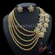 beautiful designed earrings necklace