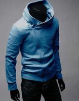Free Shipping 2014/7/2 New Arrival Autumn Korea Style Slim Cotton Casual Men's Hoody Size M/L/XL/XXL#515