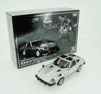 Tokyo Toy Show 2014 Exclusive Masterpiece MP-18S Silver Streak.