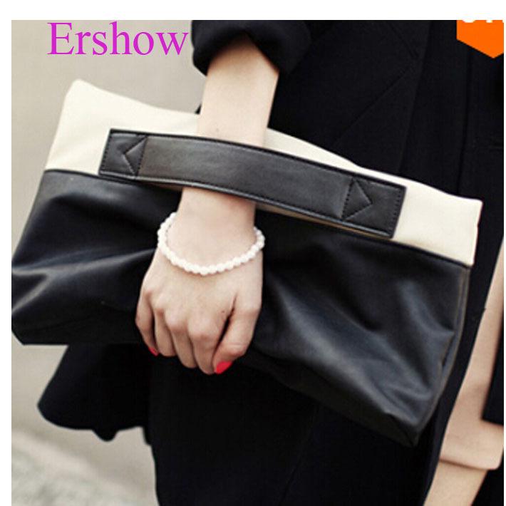 2014 New Hot Selling New Women Folding Handbag Fashion Clutch Bag evening bag women clutch purse free shipping PP0070(China (Mainland))