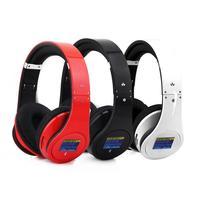 Big Discount! Bluetooth earphone the headset  Hi Fi Speakers Surround Gaming Headset Stereo Headphone FM TF Card With Micphone