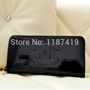 2014 de impresión de cuero marca importante wallet's las mujeres de moda mujer bolso de la mujer de diseño cartera monedero cambio para las mujeres de envío gratis