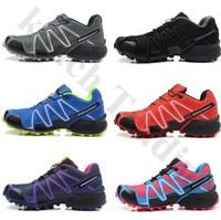 2014 New Speedcross 3 for Men & Women Athletic sneakers Running Shoes Zapatillas Hombre Men Walking Ourdoor Sport Shoe