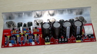 Free Shipping  PMA-S1 150W + 150W 8ohm J15024 MJ15025 2SK2955 SJ554 Amplifier Board