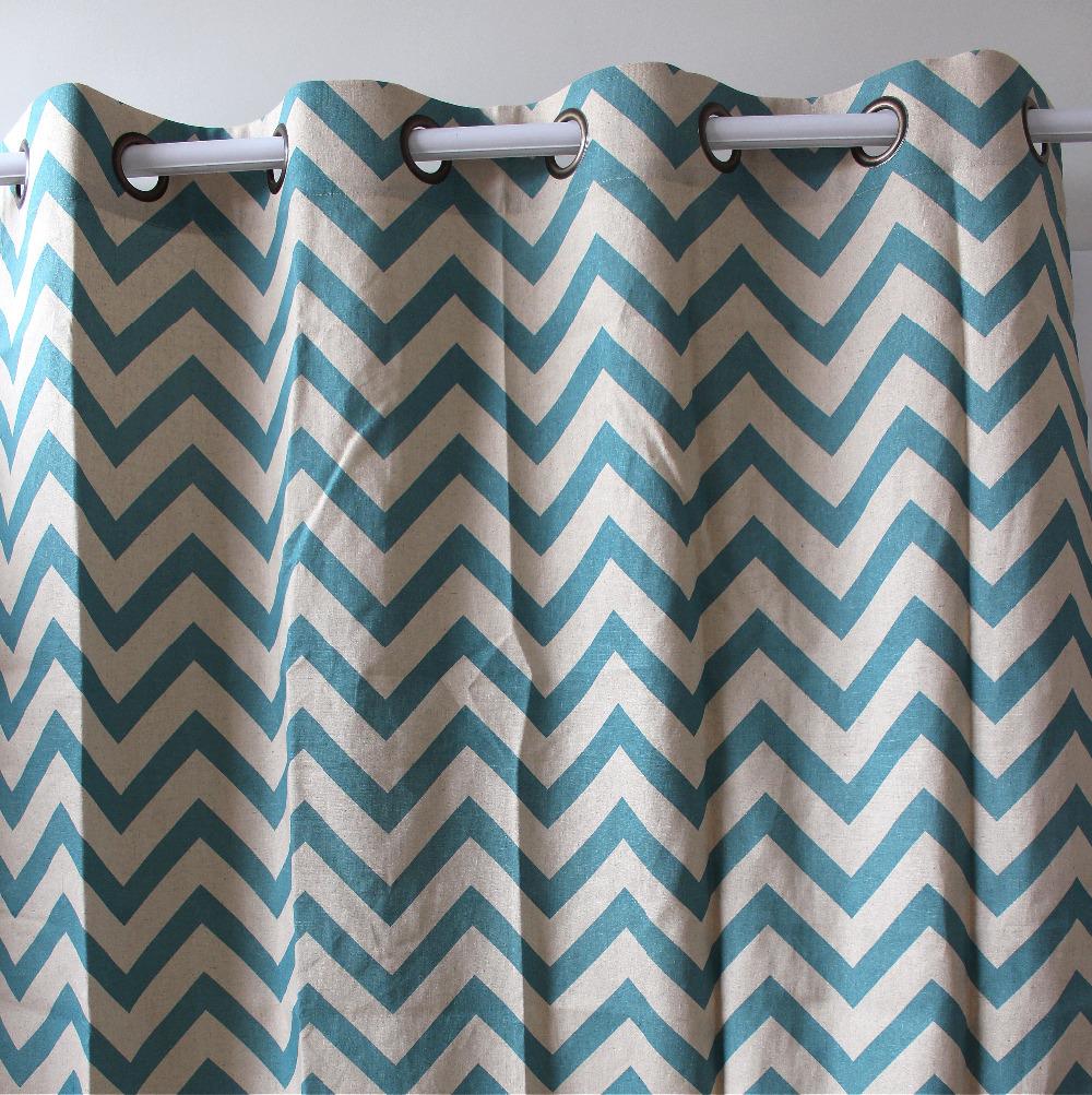 Online kopen Wholesale licht blauwe gordijnen uit China licht blauwe ...