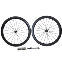 matt black/glossy carbon wheelsets taiwan bicycle wheelset clincher&tubular bike wheels carbon bicycle rims cheap wheel