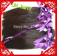 Love Beauty Love Life! New Fashion 100%Human Hair Brazilian Virgin Hair Natural Color 50g/pcs 5pcs Lot mixd length Free shipping