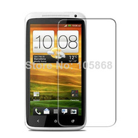 10PCS NEW Hot Clean Protective Guard Cover Film Screen Protector Skin for HTC ONE X E4098 T