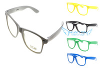 Spectacles Goggles Transparence lens Glasses Sunglasses Fashion Style Eyewear