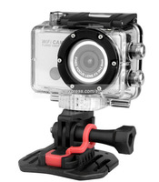 Full HD 1080P 5.0 Mega H.264 waterproof  Action cam mini sport camera F21 for Iphone/tablet/smart phone  with Wifi and Remote