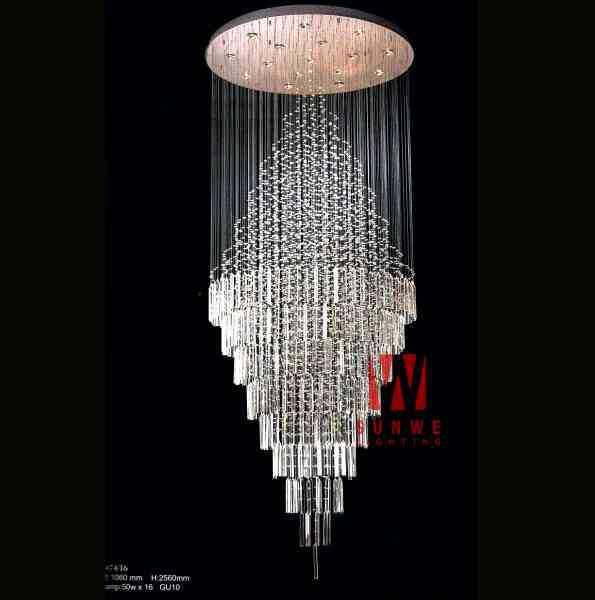 ... lampadari italiani contemporaneo , D9201 , 100 cm w x 256 cm h(China