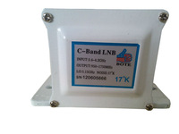 C band single polarity LNB for project use with LO 5150MHz