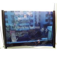 Free-shipping!! 0.5*3m/20''*118'' dark blue Car tint auto window film window tint film car solar film