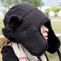 Free shipping  men's Bomber hats,ticken bomber hats, Ski cap  High Quality