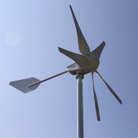 MAX 600W good performance horizontal wind generator
