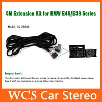 GS-Z0008,Car DVD Player,5M Extension Cable For BMW E39,E46