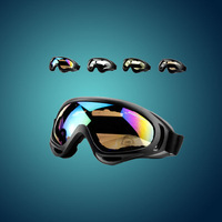 Free Shipping New X400 UV Protection Outdoor Sports Ski Snowboard Skate Motorcycle Off-Road Cycling Goggle Glasses/Sunglass-31