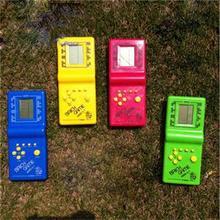 2014 nuevas prácticas de desarrollo de jugadores del juego / Juego Tetris manejado por niños / de alta calidad para niños juguetes educativos(China (Mainland))