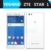 New Arrived 4G LTD FDD  ZTE Star 1 NO.1 Star1 MSM8928 Quad-core FHD 5 inch Corning Gorilla 3 Screen 6.58mm Ultra Slim Smartphone