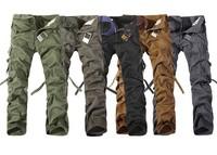 Size 28-40 Large in Stock Mens Cargo Pants,Casual Mens Pants,Multi Pocket Military Pants for Men,Army Men Pants Juniors