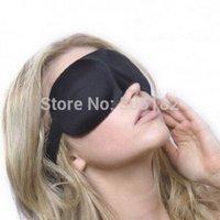 Sponge goggles Soft polyester Sleeping Eye Mask EyeShade Nap Cover Blindfold Sleeping Travel Rest Patch Blinder
