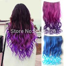 rainbow hair extension price