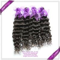 Peruvian Virgin Hair Weave Unprocessed Peruvian Curly Hair Cheap Human Hair Extensions 5/6pcs Wholesale Price free shipping