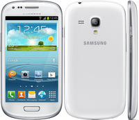 Original Unlocked Samsung Galaxy S III mini i8190 S3 Mini Android OS  Dual Core 4''  5.0MP 8GB ROM Refurbished Phone