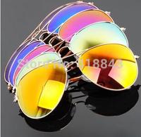 Ultralight great men and women of color film frame sunglasses Victoria Beckham sunglasses yurt glasses