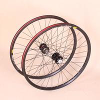 "2014 High Quality 26""/27.5""/29""  319 Novatec D041/042SB 4 Sealed Bearing Bicycle Wheels MTB Bike Parts and Q/R"