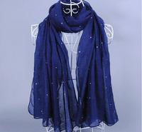 Free Shipping 2014 Fashion Candy Color Viscose 90*180cm Plain Shawls