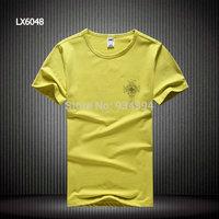 Hip Hop Streetwear Hearts 2014 New Fashion Trendy Summer Mens T Shirts Brand Clothing Fitness Man Causal Tee M-XXL Free Shipping