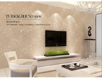 Non-woven lebetter wallpaper fashion bedroom wall wallpaper 3d wallpaper thick three-dimensional 11015