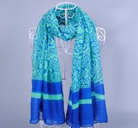 Free Shipping 2014 Fashion 90*180cm Muslim Viscose Scarfs brand scarf