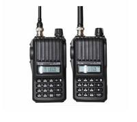 Sales promotion  walkie talkie IC-V80 VHF 400-470MHz Two Way Radio FM 5W Power Headset radio free shipping