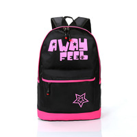 2014 fashion school bags Preppy Style children backpacks mochilas outdoor laptop backpack colorful schoolbag student's bookbag